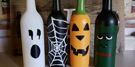 Wine Bottle Painting tickets