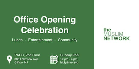 Office Opening Celebration tickets