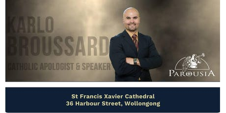 Karlo Broussard 'Your Truth, My Truth' Talk: Wollongong, 13th October 2019 tickets