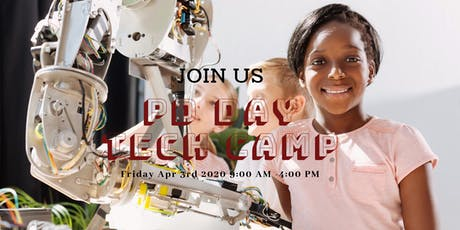 PD DAY Camp Friday Apr 3rd 2020 (5-8 y) and (9-11 y) tickets