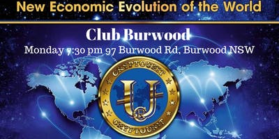 SWIG BURWOOD   The New Economic Evolution of the World