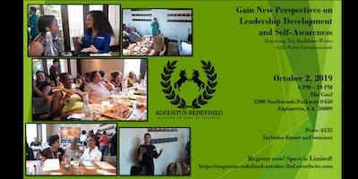 Augustus Redefined - Leadership Development