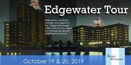 Edgewater Walking Tour tickets