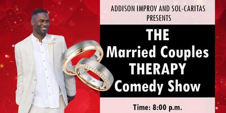 The Married Couples THERAPY Comedy Show tickets