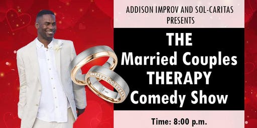 The Married Couples THERAPY Comedy Show (Barry Whitewater)