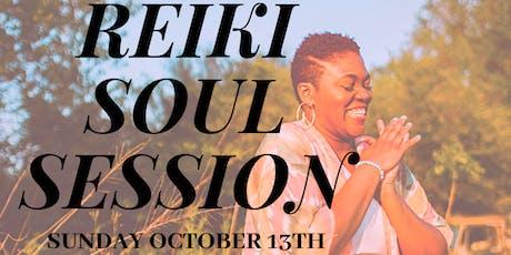 Reiki Soul Session tickets