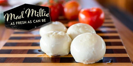 Mad Millie Italian Cheese Making Class - LAUNCESTON