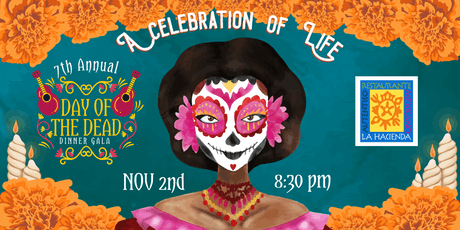 7th Annual Day of the Dead Gala tickets