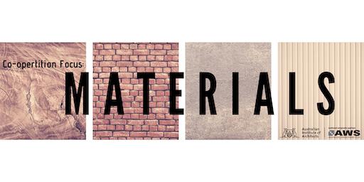 Co-opertition  Materials Session - Concrete