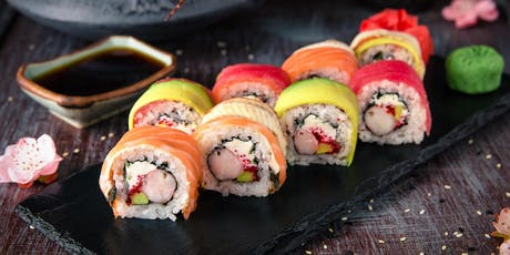 Technique 101: Sushi Rolling  tickets