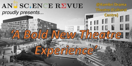 A Bold New Theatre Experience tickets