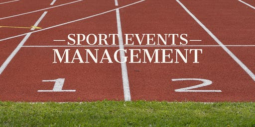 Sports Event Management Course