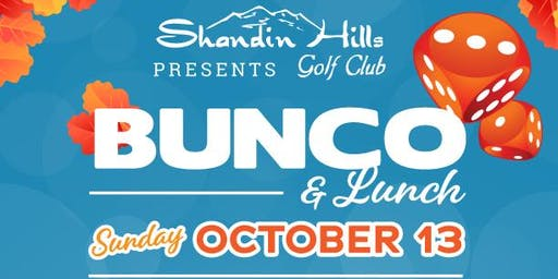 FALL Bunco at Shandin Hills- Vendor