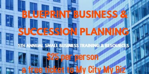 BluePrint Business & Succession Planning for Entrepreneurs