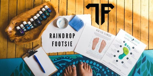 Raindrop For Your Foot Workshop at Thrive Fitness Club