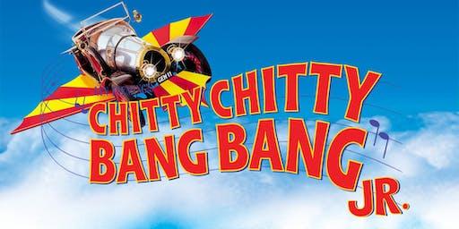 Chitty Bang Bang - Tuesday, 22 October 6:30pm