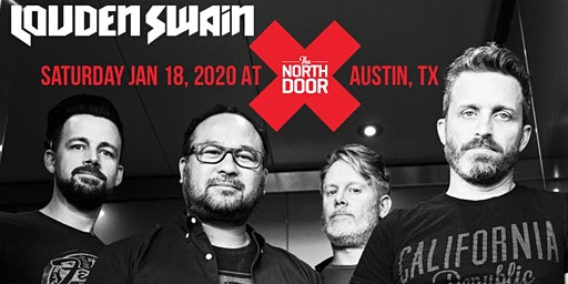 LATE SHOW ADDED! Louden Swain Returns To The North Door!