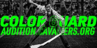 The Cavaliers 2020 Audition Experience | South Florida (Color Guard ONLY)