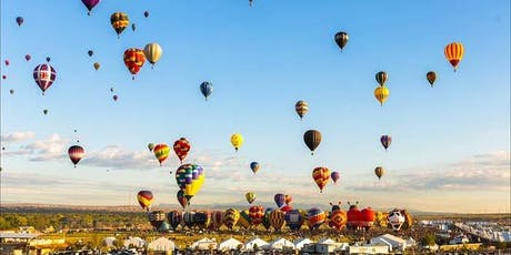 New Mexico Road Trip - Ballon Fiesta & more.. tickets