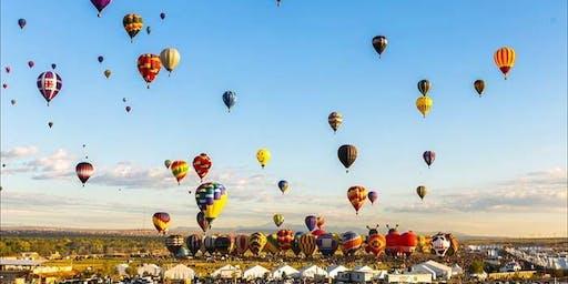 New Mexico Road Trip - Ballon Fiesta & more..