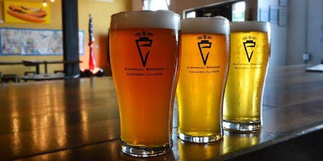 Pound & Pour with Empirical Brewery tickets