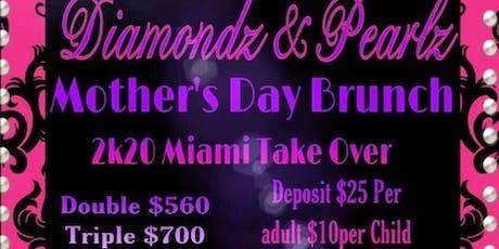 Diamondz & Pearlz Mother's Day 2K20 tickets