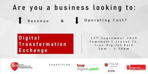 ACE Digital Transformation Exchange: Thailand