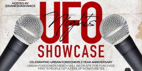 UFO Nights tickets