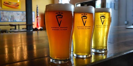POUND + POUR with Empirical Brewery tickets