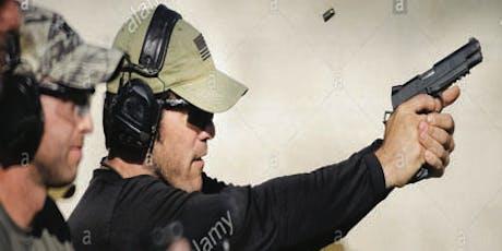 Defensive Pistol Course tickets