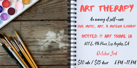 Art Therapy tickets