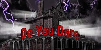 """DO YOU DARE"" Grosvenor Lodge Halloween Haunted Mansion 2019"