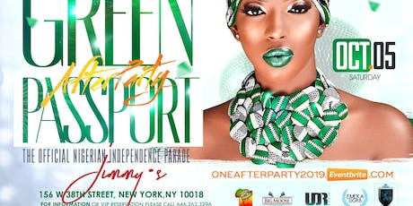 Official Nigerian Parade After Party tickets