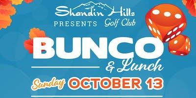 FALL Bunco  & Boo-tique at Shandin Hills