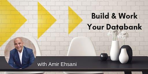 Build & Work Your Databank