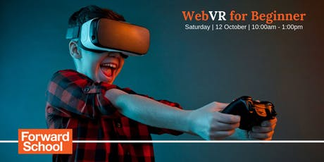 WebVR for Beginners tickets