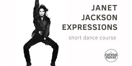 Janet Jackson Expressions (short dance course) tickets