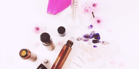 Spring Scents  Natural Perfume Workshop tickets