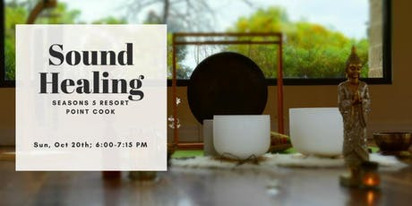 Sound Healing Point Cook (Oct 2019) tickets