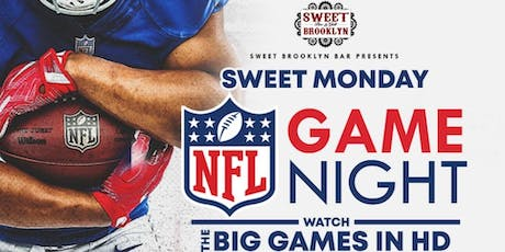 Sweet Mondays Free afterwork Mixer & Games Night tickets