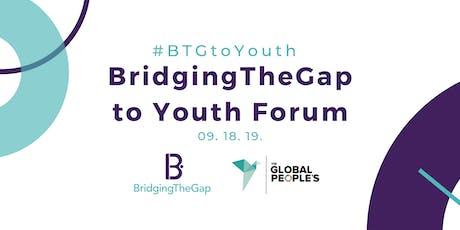 BridgingtheGap to Youth Forum Global Online Summit tickets