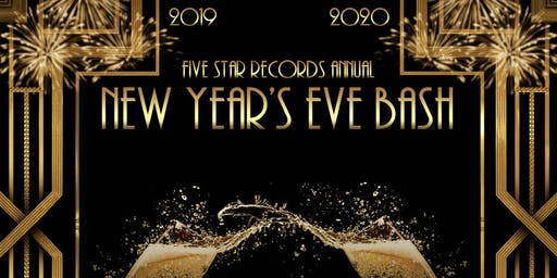 Five Star Records Annual New Year's Eve Bash