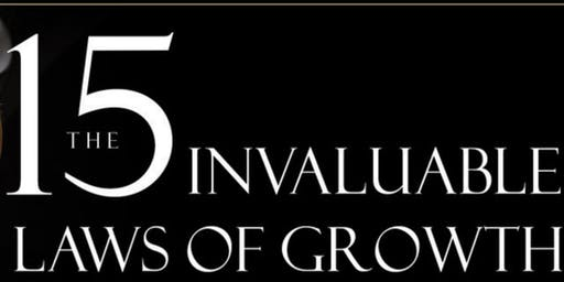 Mastermind Group-The 15 Invaluable Laws of Growth