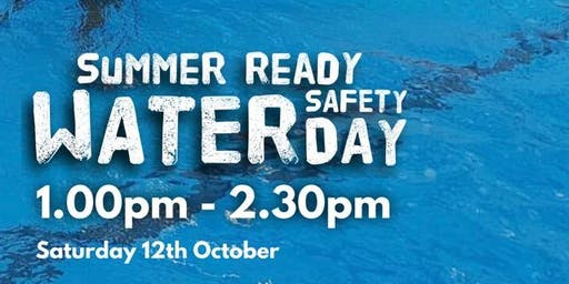Summer Ready - Water Safety Day