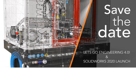 LET'S GO ENGINEERING 4.0! & SOLIDWORKS 2020 LAUNCH - Melbourne tickets