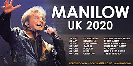 MANILOW UK: Birmingham - PLATINUM - 28 May 2020 tickets
