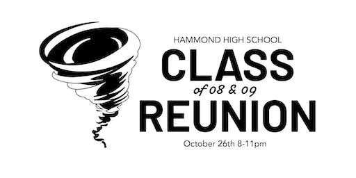 HHS Class of 08 & 09 Reunion