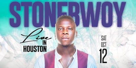STONEBWOY LIVE IN HOUSTON tickets