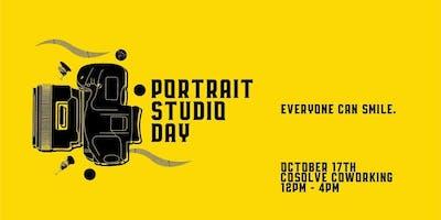 Portrait Studio Day