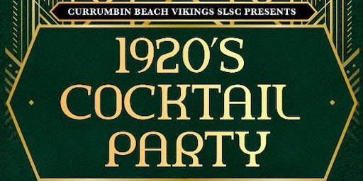 Currumbin Vikings 1920's Cocktail Party